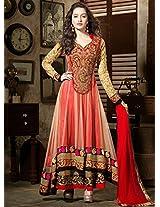 Attractive Shraddha Kapoor Anarkali Salwar Kameez JN1900