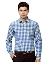 Checked Business Casual Shirt