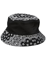 Famous Stars and Straps Men's Crosscover Reversible Bucket Hat