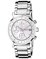 DKNY Chronograph Mother of Pearl Dial Women's Watch - NY4331I