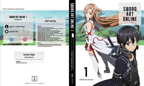 ソードアート・オンライン 1【完全生産限定版】 [Blu-ray]