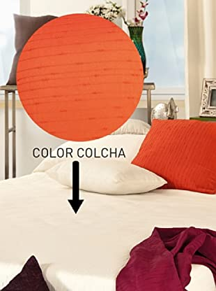 Icelands Colcha Valladolid (Naranja)