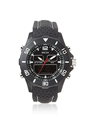 Breda Men's 9309 Drew Black Alloy Watch