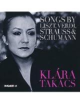 Songs - Klara Takacs
