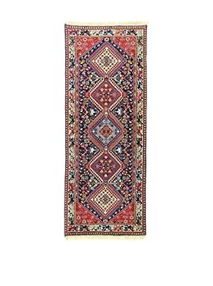 Eden Teppich   Yalameh 80X200 mehrfarbig