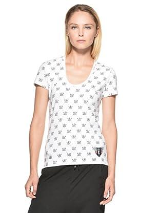Datch Gym Camiseta Taylor (Blanco)