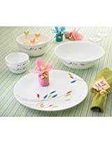 Corelle India Impressions Rainbow Dinner Plate 6 Pieces