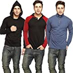 Gritstone Pack of 3 Assorted T-Shirts - GTOCT5