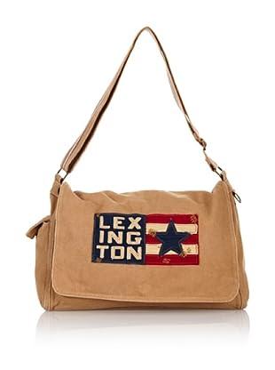 Lexington Company Bolsa Mensajero (Beige)