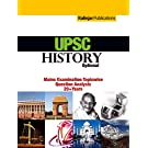 UPSC History main examination topicwise question analysis 20+year available at Amazon for Rs.50