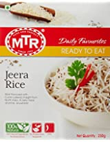 MTR RTE Jeera Rice, 250g
