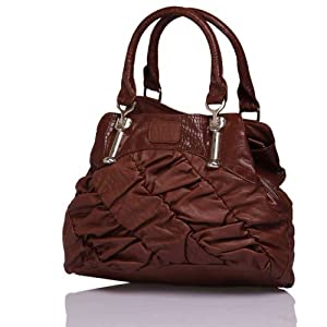 Aiva Women Handbags AV 100335 C Brown