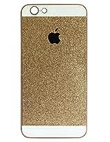 "Vcare Shoppe Apple iPhone 6 6G (4.7"") Designer Hard Fashion Back Case Cover Back Cover - Metallic Gold / Shiny Gold Color"