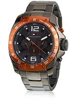Tommy Hilfiger Grand Prix Multi-function Analog Black Dial Men's Watch TH1790869/D