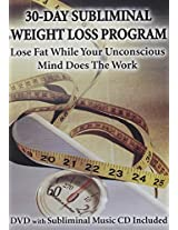 30 Day Subliminal Weight Loss (Dvd)