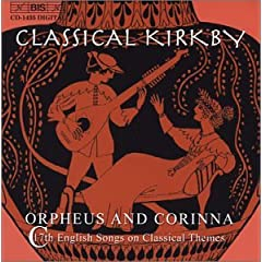 Classical Kirkby-Orpheus &amp; Corinna