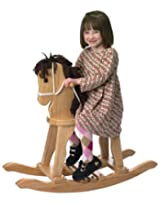 KidKraft Derby Rocking Horse - Natural