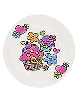 Stephen Joseph Color-A-Plate, Cupcake