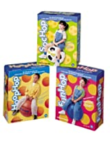 Ball Bounce and Sport Athletic Hopper - HoopHop