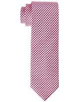 Tossido Men's Checkered Tie