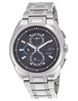Citizen Eco-Drive Analog Black Dial Men's Watch - CA0201-51E