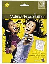 Motorola Phone Tattoos for V190