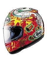 Arai Helmets Shield Cover Set for RX7 Corsair - Tommy Gun 4701