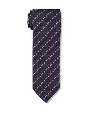 Missoni Men's Chainlink Tie, Pink/Purple