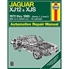 【クリックで詳細表示】Jaguar XJ12 & XJS 1972 thru 1985: Series 1, 2 and 3 (Haynes Manuals): John Haynes: 洋書