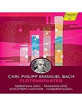 Cpe Bach:Flute Sonatas [Dorothea Seel; Christoph Hammer] [HANSSLER CLASSIC: 98.057]