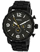 Fossil JR1425 Men's Watch-Black