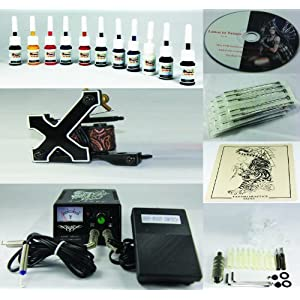 Ordertattoo.Com Complete Tattoo Kit
