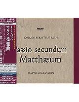J.S. Bach: Matthaus-Passion. Bwv244