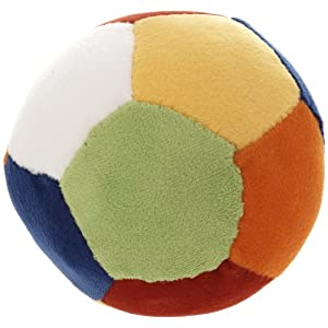 Dimpy Soft Assorted Color Ball, Multi Color