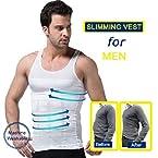 Men Slimmer Body Shaping Vest Pack Of 2