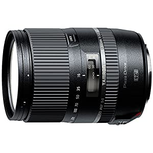 Tamron B016 (16-300mm) F/3.5-6.3 Di ii PZD Macro Lens for Sony DSLR, black