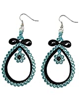 Designer's Collection Paper Quilling Ear Rings for Women-DSERA003_A