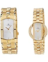 Titan Bandhan Analog White Dial  Unisex Watch - NE19642964YM01
