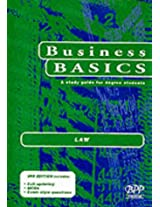 Law (Business Basics)