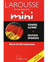 Diccionario Mini Espanol - Aleman/ Mini Dictionary Spanish-german