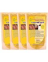 N - Herbals Pure & Original Henna Powder 100g (Set of 4)