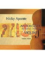 Antologia de musica para violines