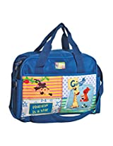 Mee Mee Multifunctional Diaper Bag (Blue)