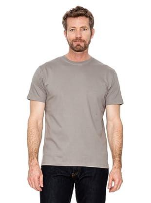 Cortefiel Camiseta Básica (gris)