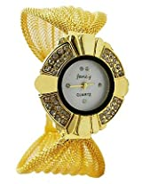 Porcupine Silver Stainless Steel Analog Women Watch GRJ WTH ml st wh 1