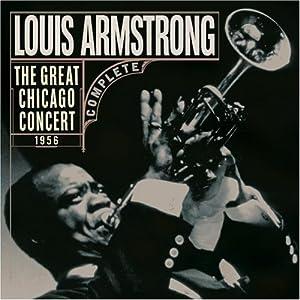 ♪Great Chicago Concert 1956 /ルイ・アームストロング | 形式: CD