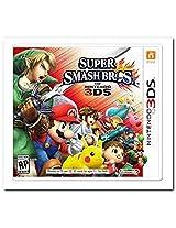 Super Smash Bros (Nintendo 3DS) (NTSC)
