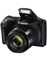 Canon Powershot SX420 IS Digital Camera | 20 MP | 42x Optical Zoom | Black Color