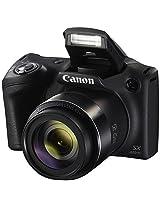 Canon Powershot SX420 IS Digital Camera | 20 MP | 42x Optical Zoom | Black Color