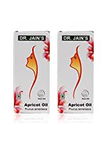 Dr. Jain's Apricot Oil - 15ml (Set of 2)